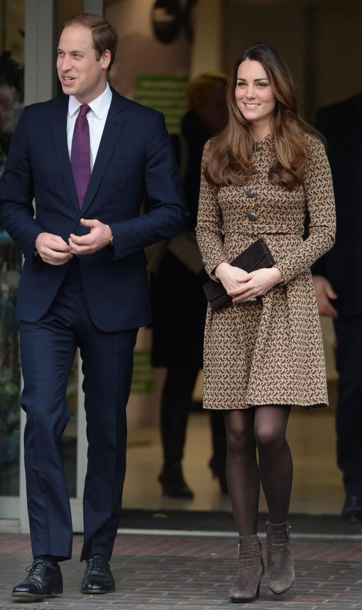 Kate Middleton describes Prince George\'s first Christmas as \'lovely ...