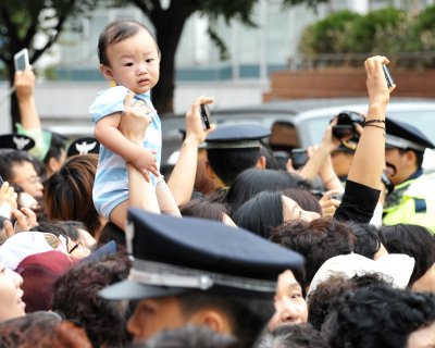 S. Korea sees trouble ahead: a low birthrate