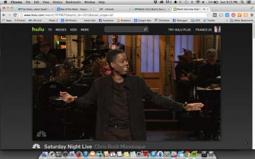 Chris Rock returns to SNL, pushes boundaries