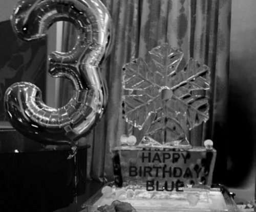 Blue Ivy Carter celebrates third birthday at 'Frozen' party