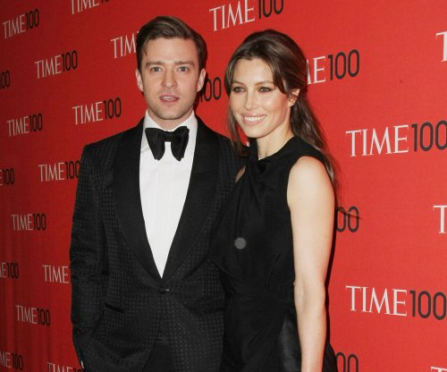 Justin Timberlake shares photo of son Silas with wife Jessica Biel