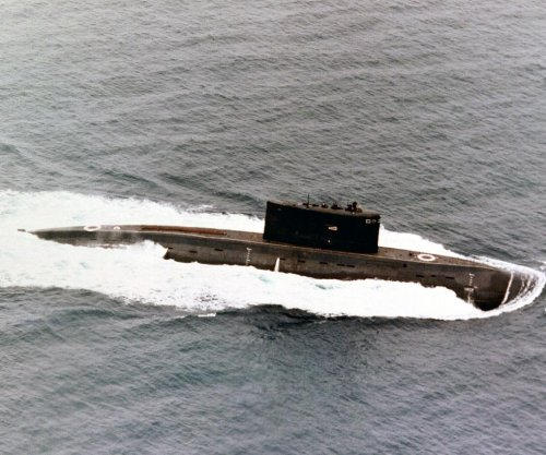 Russian sub, ship spotted near Latvian waters