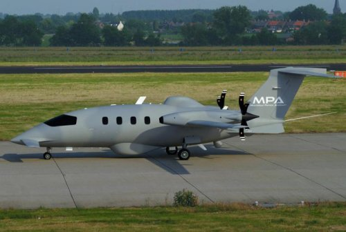 Piaggio Aerospace rolls out new multi-role turboprop
