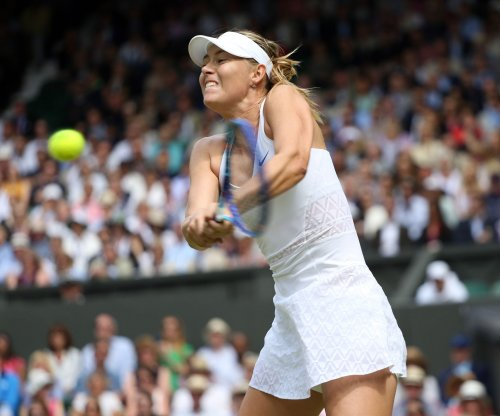 Maria Sharapova appeals doping ban
