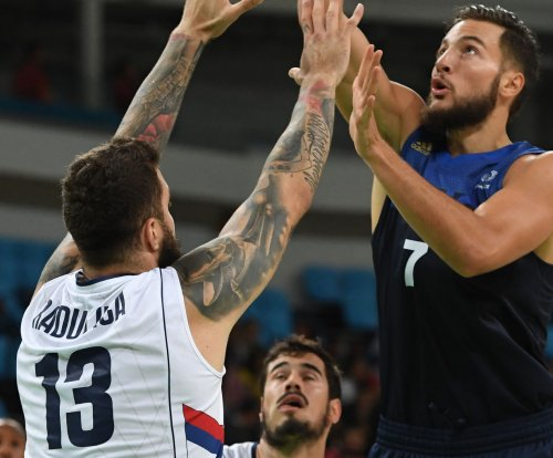 Oklahoma City Thunder acquire Joffrey Lauvergne from Denver Nuggets