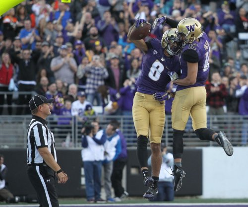 No. 5 Washington Huskies cruise to 41-17 win over Oregon State