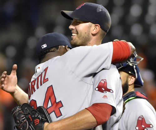 Boston Red Sox name RHP Rick Porcello Opening Day starter