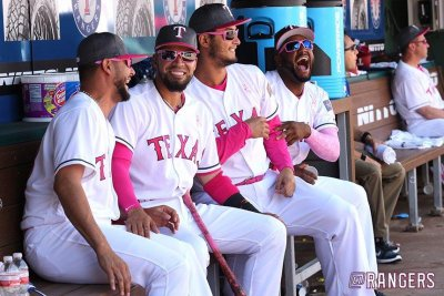 Texas Rangers notch yet another comeback victory