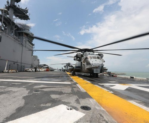 USS America completes Alligator Dagger amphibious assault exercises
