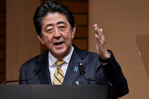 Abe's party wins majority in Japan upper-house elections