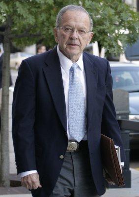 Stevens apparently will return to Senate