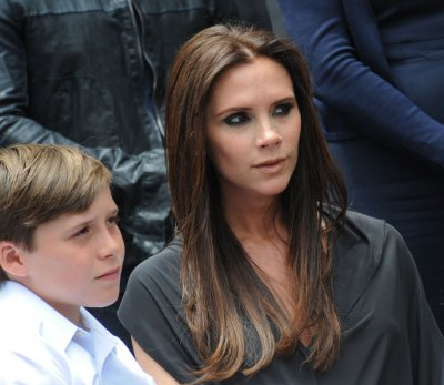 Beckham gives birth to a daughter