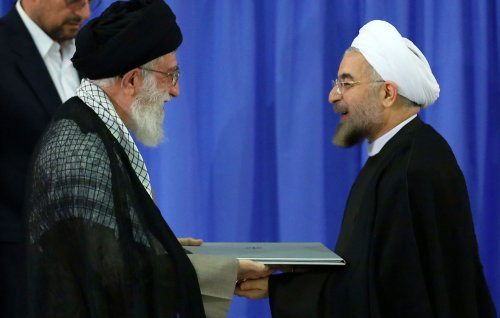 Outside View: Don't view Iran's president with rose-colored glasses