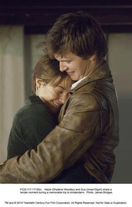 Shailene Woodley says 'Fault in Our Stars' reflects the passion of real-life, young love