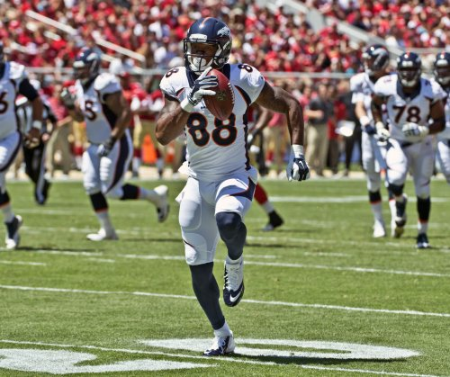 Denver Broncos Demaryius Thomas' mom released, could see him play soon
