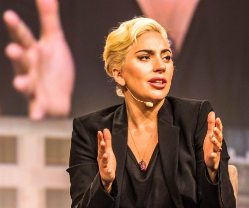 Lady Gaga performs a cappella version of 'Born This Way' at Mexican foster home