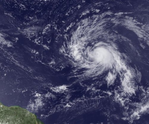 Storm lashing Caribbean islands poses 'significant threat' to Florida
