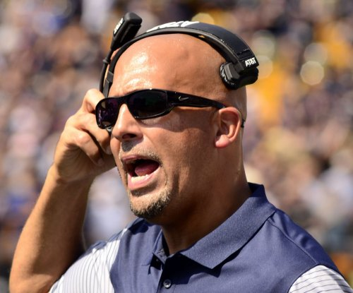 Penn State AD: James Franklin not on any hot seat