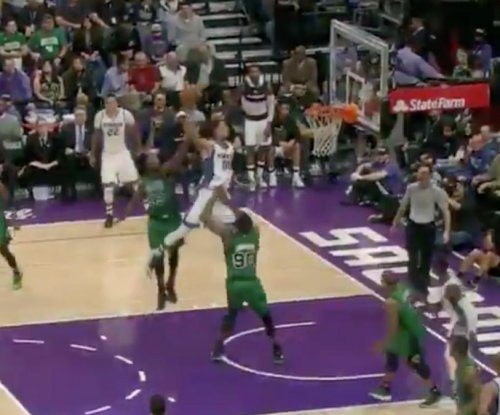 Watch: Willie Cauley-Stein drops possible dunk of the year