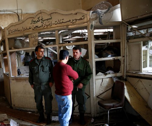 Dozens killed in bombing at Damascus court complex