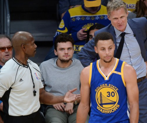 Golden State Warriors' Steve Kerr not resting case on sitting stars