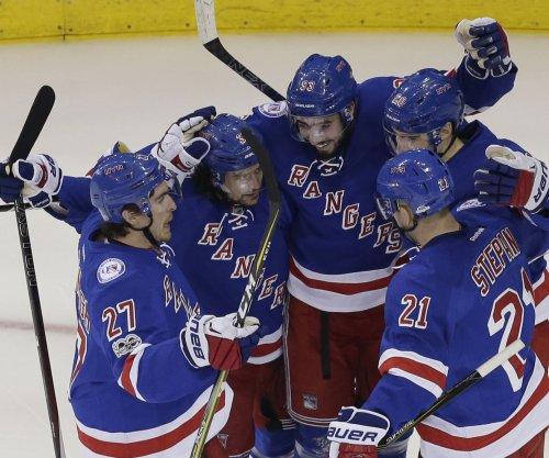 New York Rangers blank Los Angeles Kings, improve to 27-9-1 on road