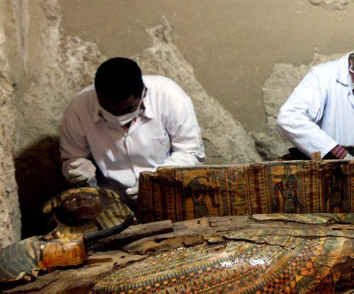 Egyptian nobleman unearthed in 3,500-year-old-tomb