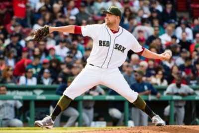 Boston Red Sox's Brian Johnson blanks Seattle Mariners in complete game shutout