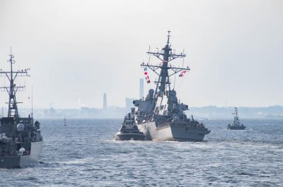Patriot Shipping receives contract to lift USS Fitzgerald back to the U.S.