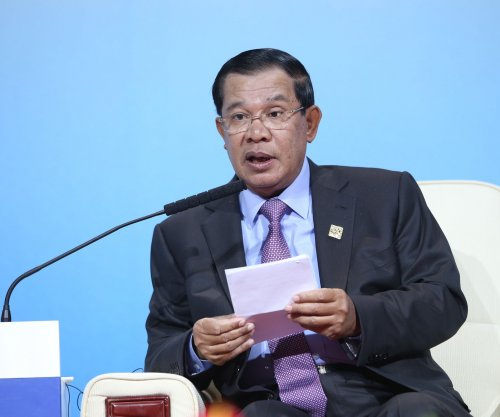 Cambodian government arrests opposition leader