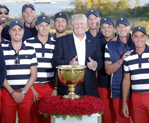 Americans get it done early, clinch 2017 Presidents Cup title