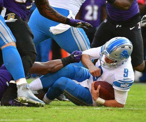 Detroit Lions QB Matthew Stafford gets good news on hand injury