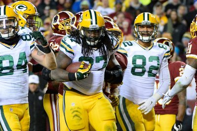 Eddie Lacy works out for Baltimore Ravens