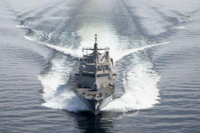 Navy accepts delivery of USS Indianapolis littoral combat ship