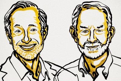 U.S. economists share Nobel Prize for auction innovations