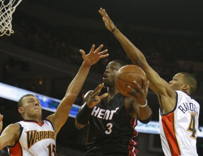 NBA: Miami 114, Indiana 80
