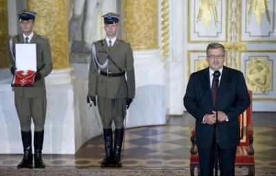 Polish president wants Communism museum