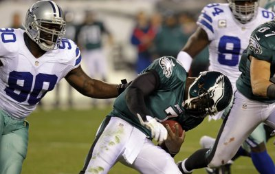 Eagles rule out Vick, McCoy vs. Panthers