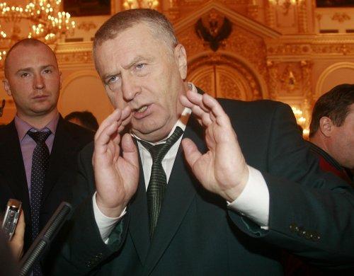 Russia party leader: Obama should get a divorce