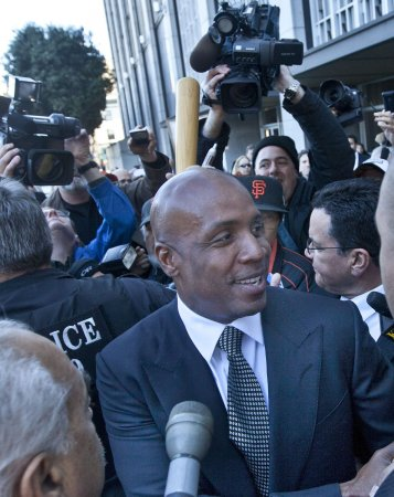 Bonds officially appeals conviction