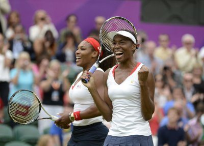 Olympic Medal: Tennis Women's Doubles