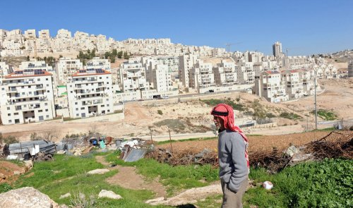 Israel approves hundreds of housing units