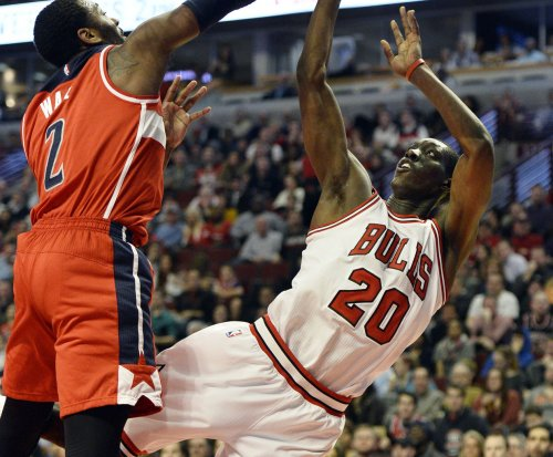Bulls welcome Detroit Pistons to Chicago