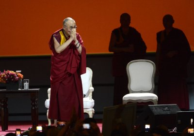 South Africa denies visa to Dalai Lama