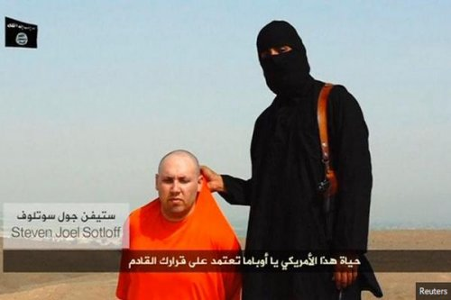 FBI: Islamic State militant who beheaded James Foley has been identified