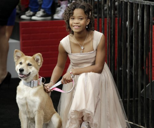 Quvenzhane Wallis: 'Annie' role inspires her to 'go for it'