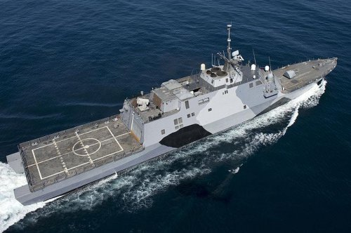 Fincantieri details latest LCS work for U.S. Navy