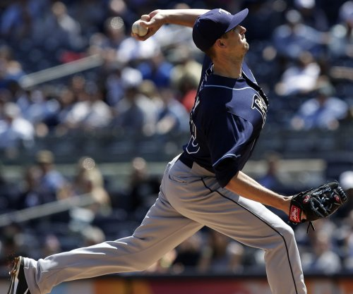 Tampa Bay Rays LHP Drew Smyly wins arbitration case