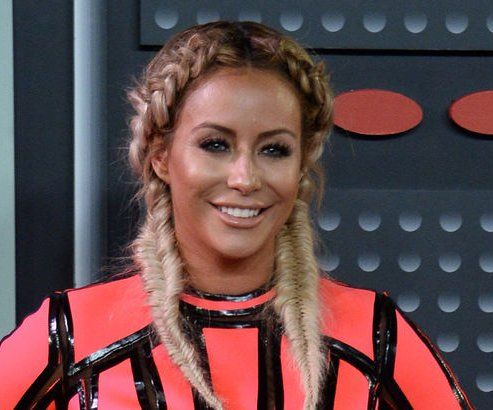 Aubrey O'Day dating Pauly D: 'Chemistry happened'