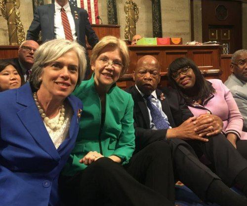 Democrats effectively shut down U.S. House with 'No Bill, No Break' sit-in for gun control